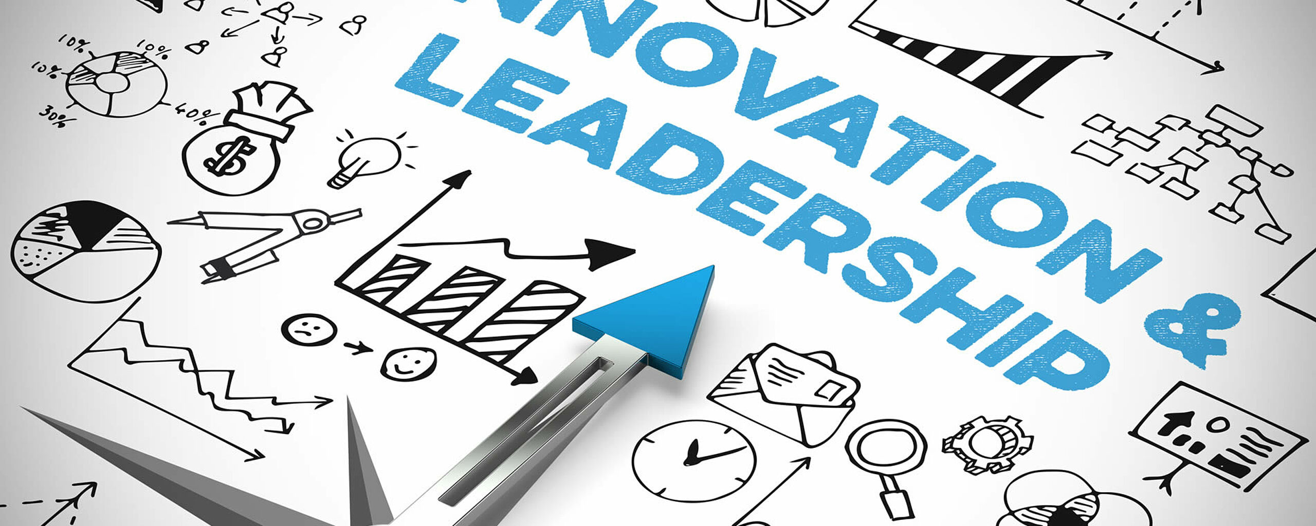 Leadership & Innovation - Grafik, c Fotolia